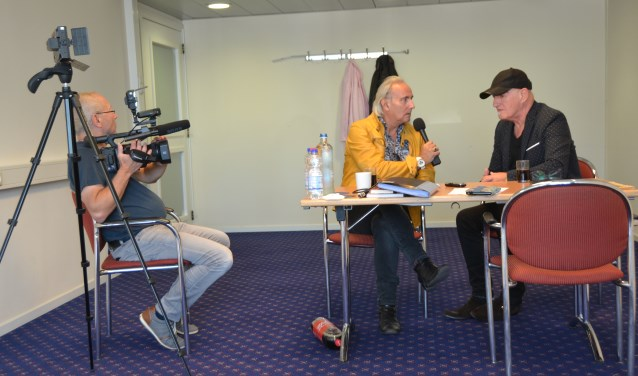 Martin Reitsma interview Jan Akkerman.