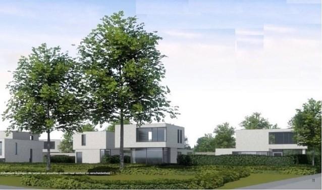 Hoogwaardige woningen moeten verrijzen op het voormalige Topcraftterrein aan de Ravenhorstweg.