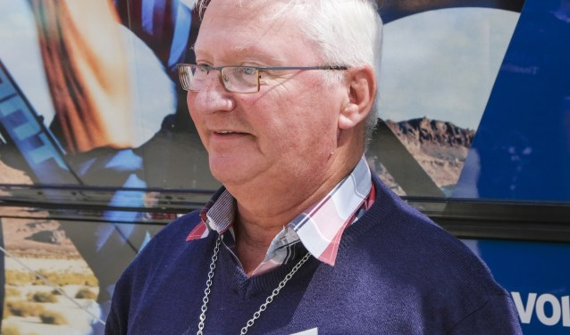 Koersdirecteur Sjaak Reumer heeft laten weten dat de Henk Lubberding Classic stopt. (foto: Robin Sommers)1
