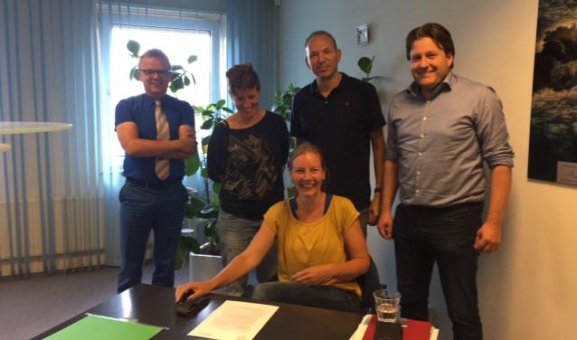 Oprichting van de Stichting door Notariskantoor Van Schaik