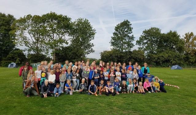 Groeps foto Levitaskamp 2018