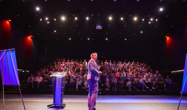 Inspirerende sprekers en een geboeid publiek, dat was het beeld van het symposium van De Haere.