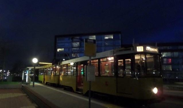 De Tram uit 1931 vevroerde de chauffeurs van de Buurtbus (Foto: PR)