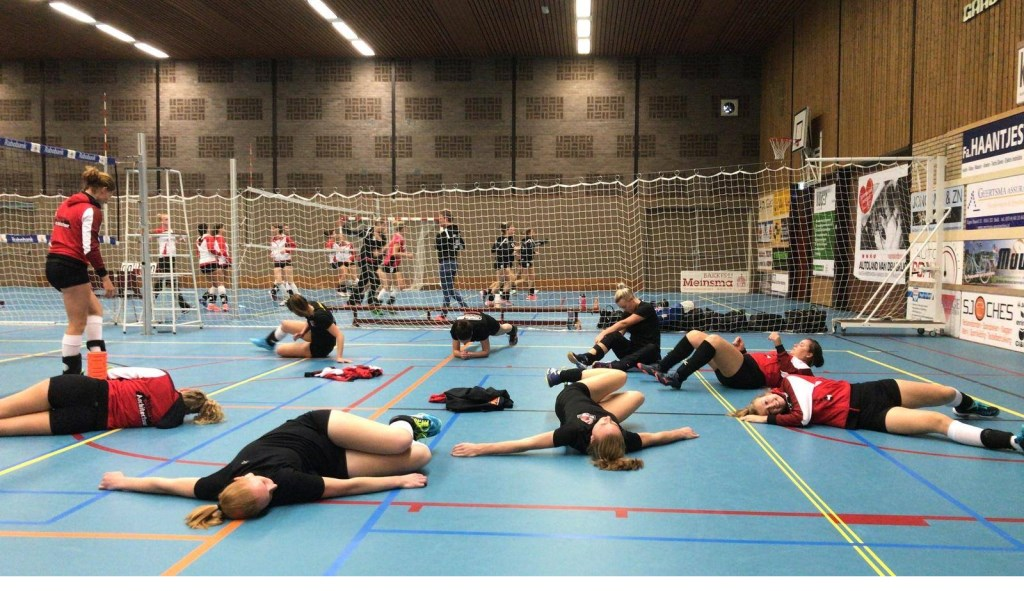 Foto: WVC Volley © Persgroep