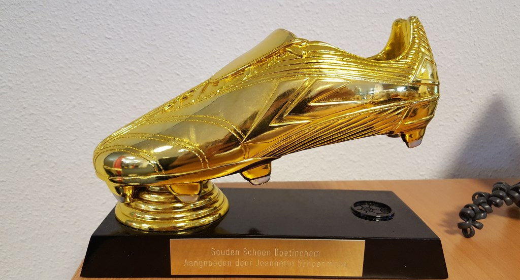 Gouden Schoen Doetinchem.