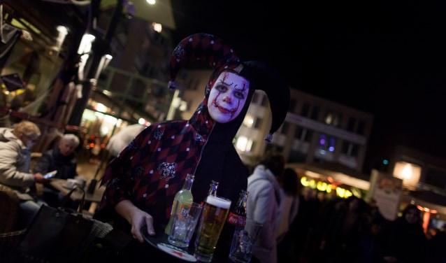Ook in de horeca wordt Halloween opgepakt. Foto: PR
