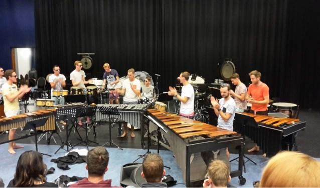 Slagwerkgroep Harmonie Wierden