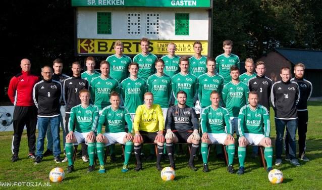Gaat Sp. Rekken punten pakken tegen FC Eibergen? Foto: FotoRia