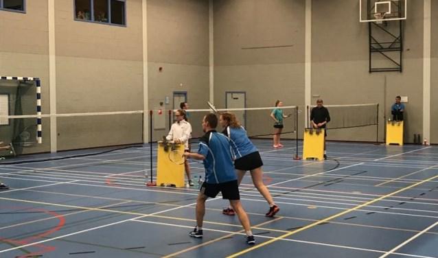 De teams van BC Flits hopen dat zij bij de volgende wedstrijd in Haarlem op dezelfde voet verder spelen.
