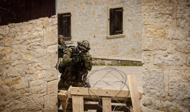 13 Lichte Brigade levert overal ter wereld professionals voor vrede en vrijheid.