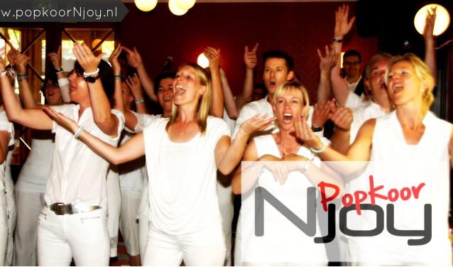 Foto is afkomstig van de site van popkoor Njoy.