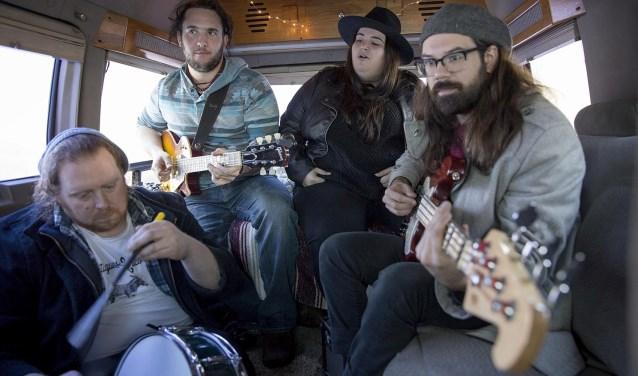 Cobblestone haalt een zangeres in huis wiens stem vergeleken wordt met Joplin, James en Raitt. Foto: Robin Lubbock/WBUR