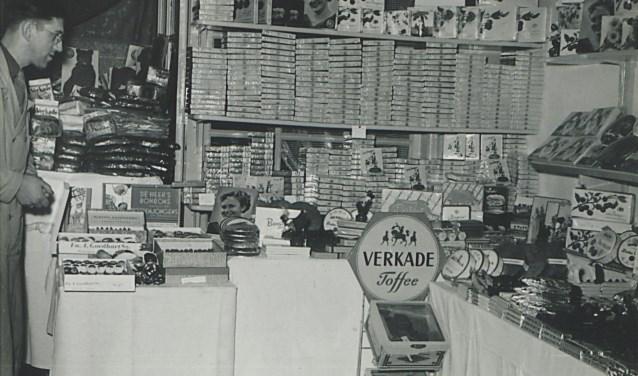 Toffee van Verkade. (foto: Fotostudio Jean Smeets, collectie BHIC)
