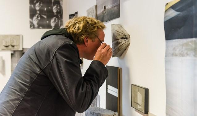 De Kunstroute Zeist is een evenement van CultuurZeist i.s.m. Kunstenhuis De Bilt-Zeist.FOTO : Mel Boas