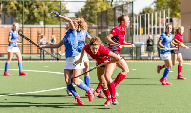 IJsseloever Dames 1 - Breda Dames 1