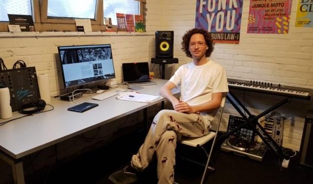 Voorlopig vind je Ferdi in Den Bosch achter de draaitafel, maar hij heeft wel al optredens in het buitenland vaststaan.