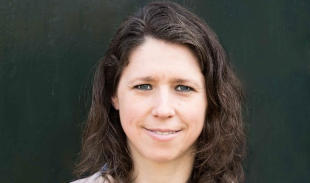 """Anne Lankester van Centrum Buitengewoon in Wapenveld. """"We werken met bewezen effectieve technieken die hun sporen al langere tijd verdiend hebben. Tegelijk durven we te pionieren."""" (foto: Paul Klein)"""