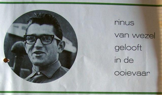 rinus van wezel (1965)