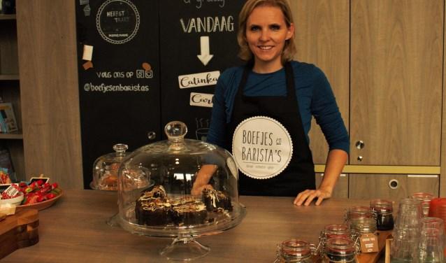 Carlijn is met haar idee voor 'Boefjes en Barista's' genomineerd voor de Viva400 award in de categorie wereldverbeteraars.