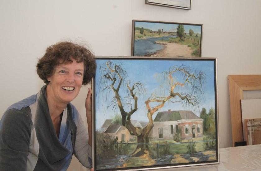 """Marieke Laverman: """"Een goed kunstwerk klopt gewoon, er is evenwicht."""""""