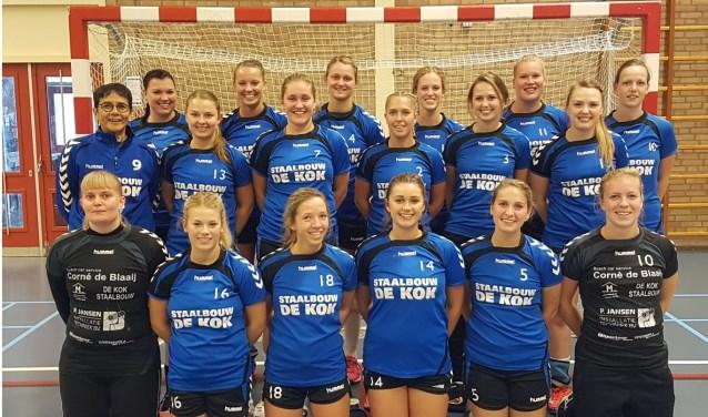 Dames 1 van Handbalvereniging Heerle speelt evenals de heren 1 in de Hoofdklasse.