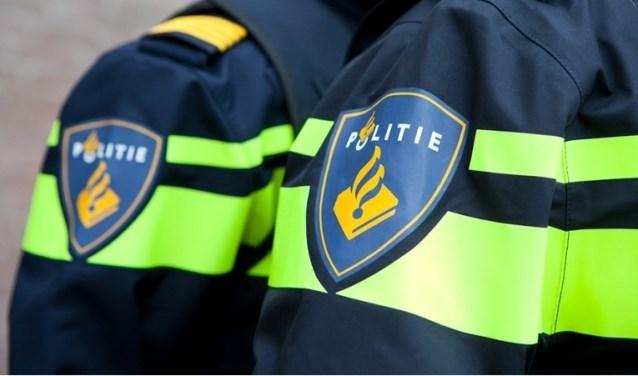 Stockfoto politie Rotterdam