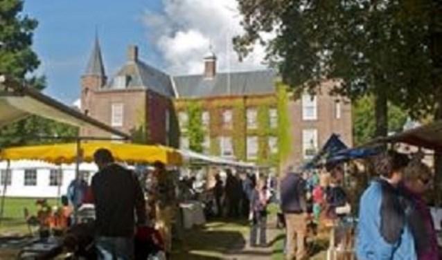 Op de eerste zondag van oktober houdt Slot Zuylenhaar jaarlijkse Herfstdag. Foto: Slot Zuylen