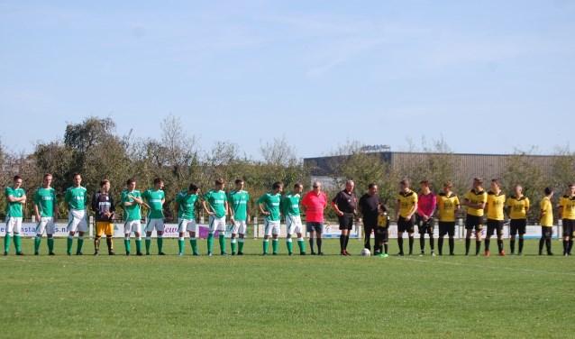 Uchta - SVF, een 0-5 overwinning voor de Cothenaren