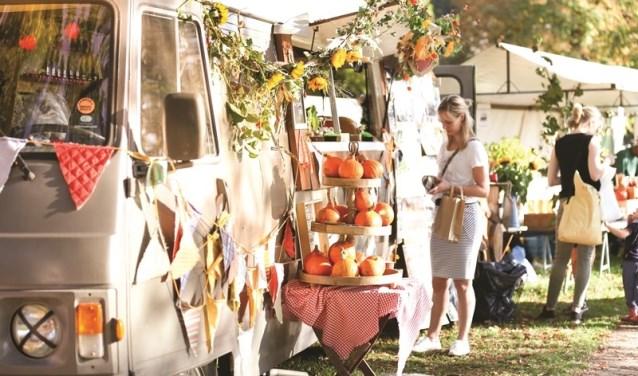 Volop activiteiten tijdens het evenement op Kasteel Tongelaar (Foto Kristel Beelen).