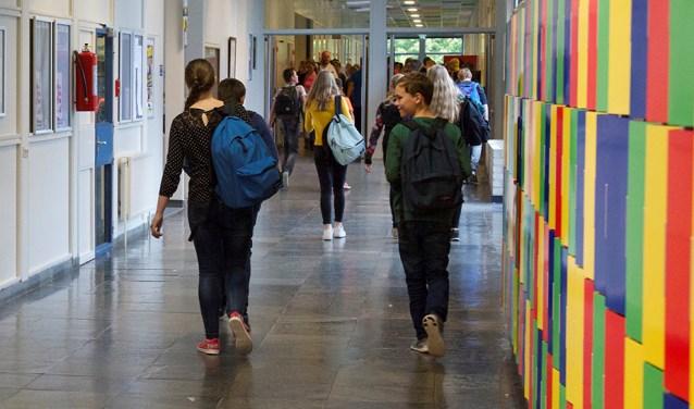 Toekomstige leerlingen en hun ouders kunnen binnenkort een blik werpen in de gangen van Reggesteyn.