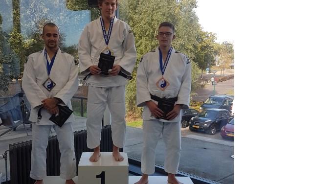 Er weer waren er prima prestaties door Judo Losser.