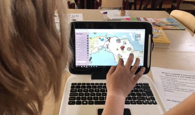 De website mijnstadenlande.nl is interactief, modern en mooi van opzet. FOTO: PR