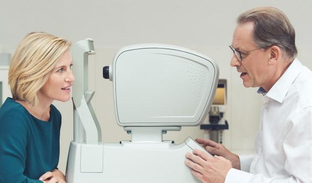 Wanneer men oogaandoeningen in een vroeg stadium detecteert, is er mogelijkheid tot behandeling en kan men veel zichtverlies voorkomen.