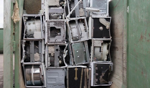 Coolrec heeft in totaal acht locaties in Nederland, België, Duitsland en Frankrijk. Elektrische en elektronische apparaten worden er gerecycled tot kunststoffen, metalen en andere grondstoffen die opnieuw kunnen worden gebruikt.