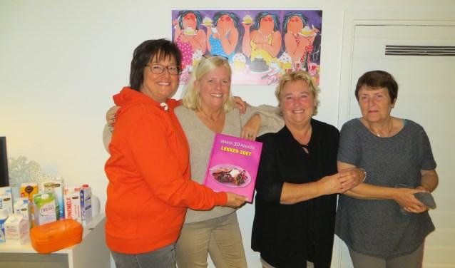Nannie, Ditty en Marianne behalen resultaten bij Be There.