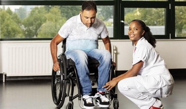 Verpleegkundige van Rijndam Revalidatie