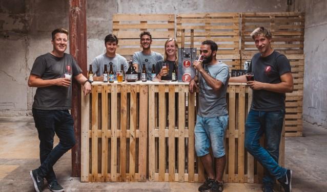 Iedereen kan nu mede-eigenaar worden van Frontaal. Als eerste in Nederland geeft deze Bredase micro- brouwerij (die nu nog op STEK gevestigd is, maar binnenkort gaat verhuizen naar De Faam) aandelen uit.