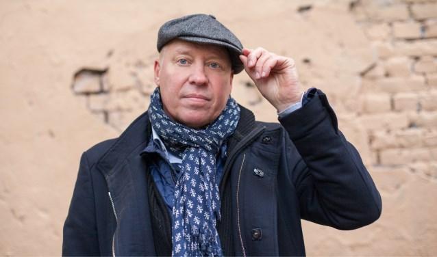 Pieter Waterdrinker verzorgt woensdagavond 12 december een lezing bij Boekhandel Broekhuis.