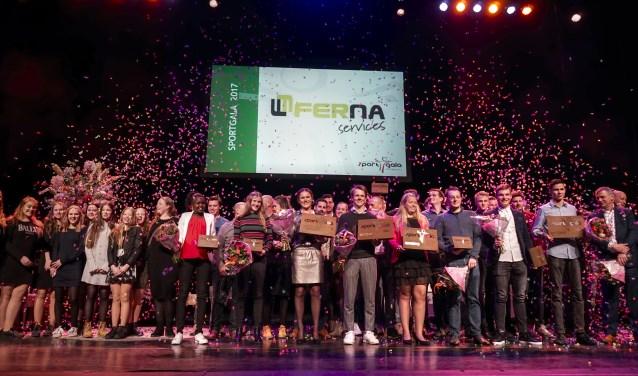 Niek van der Velden (snowboarden), Chelsey Heijen (boksen), Sieben Mix (squash) en TalentCas van Peer (boksen) gingen er vorig jaar met de titels vandoor.