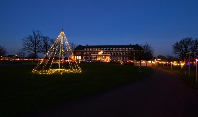 Zideris Rhenen in kerstsferen