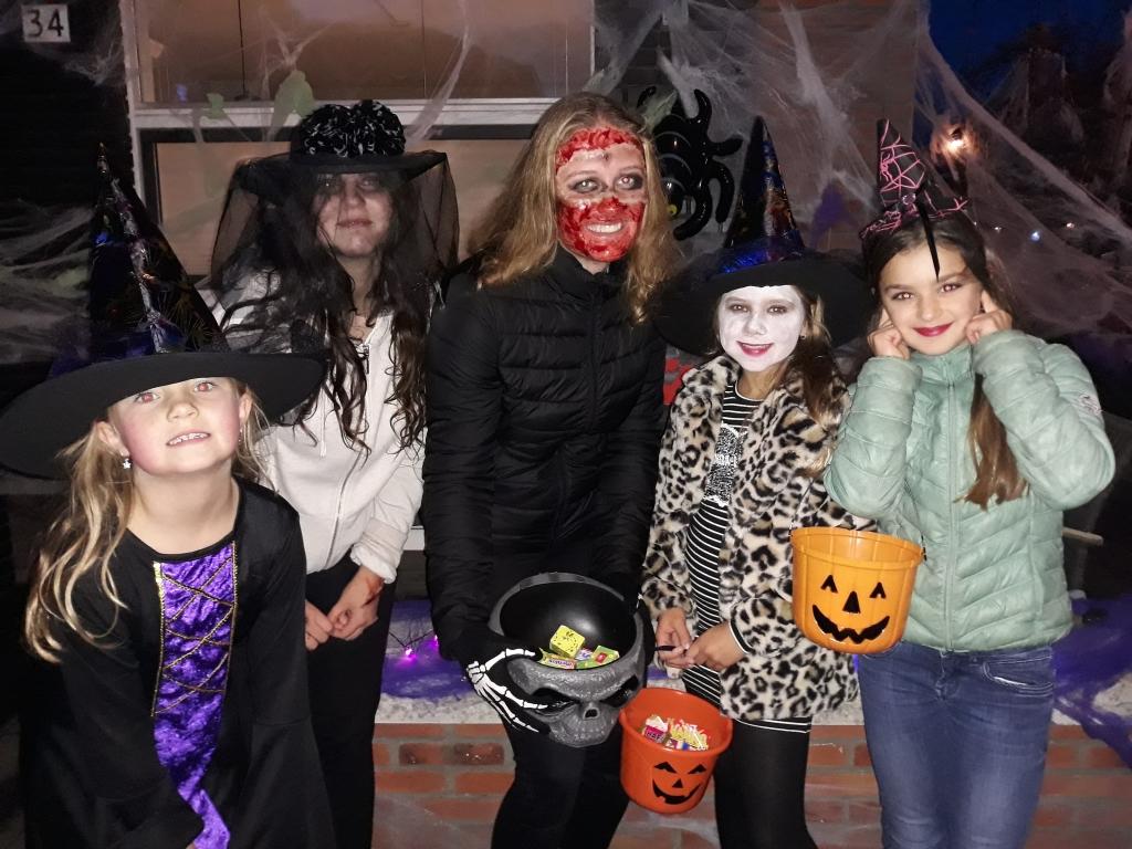 Ypenburg Halloween.De Posthoorn Leidschenveen Ypenburg Griezelig Hoor