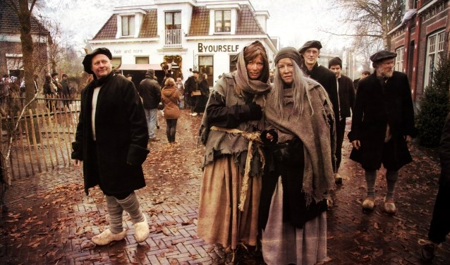De Vereniging Historisch Schouwspel gaat terug naar 1785.