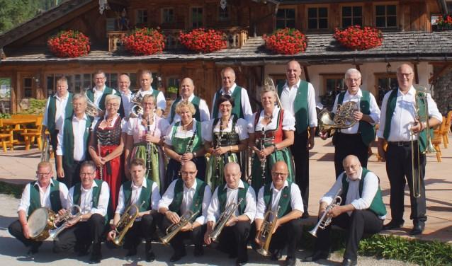 Die Original Fenntaler Musikanten in Italië
