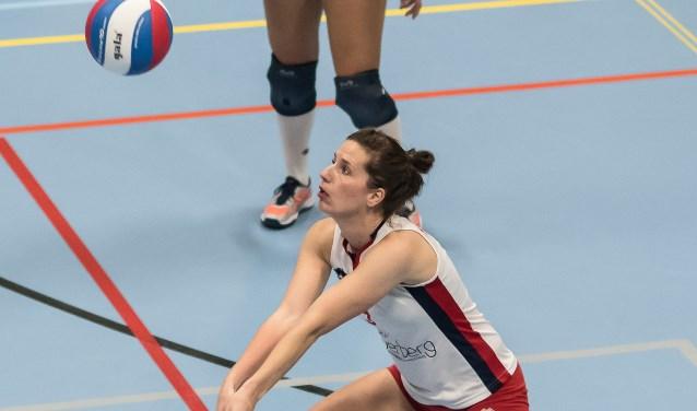 Next Volley won de wedstrijd met 3-1. (Foto: Privé)