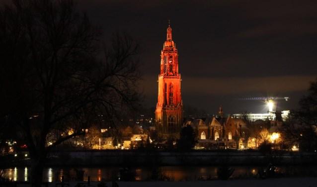 """De Cuneratoren in het licht van """"Orange the World'"""