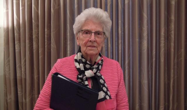 Het dameskoor van Annie Snoeijen is elke 1e en 3e zaterdag van de maand te beluisteren tijdens de dienst in de Martinuskerk