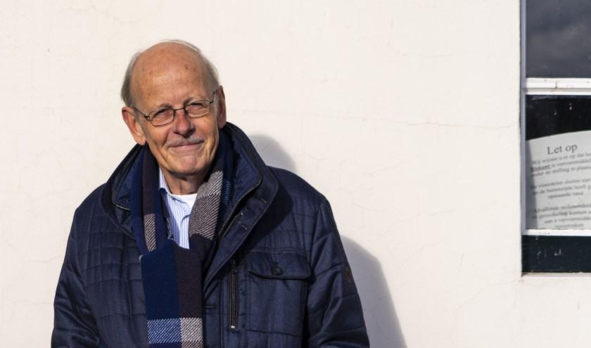 """Hans van Kuijk, fractievoorzitter SGP: """"Veel geld naar woningbouw!"""" FOTO: John Timmerman"""