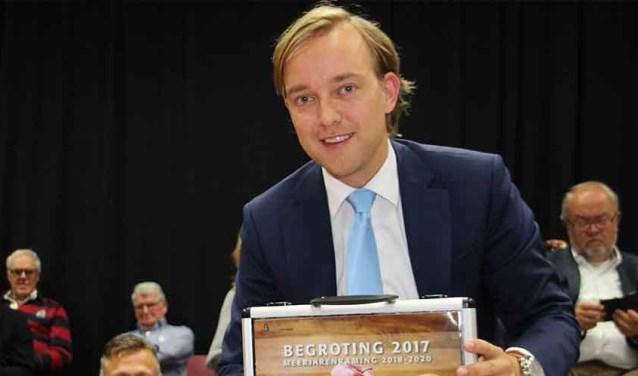 Lennart van der Linden is kandidaat voor de Eerste Kamer voor Forum voor Democratie (Foto: PR)