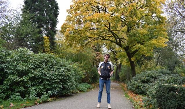 Amerikaanse songwriters schreven de nieuwe single van Tim Treffers. Foto: Archief/Machiel Coehorst
