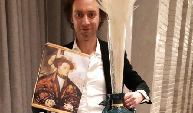 Karel van Gelre heeft de titel van de Grootste Gelderlander aller Tijden gewonnen.